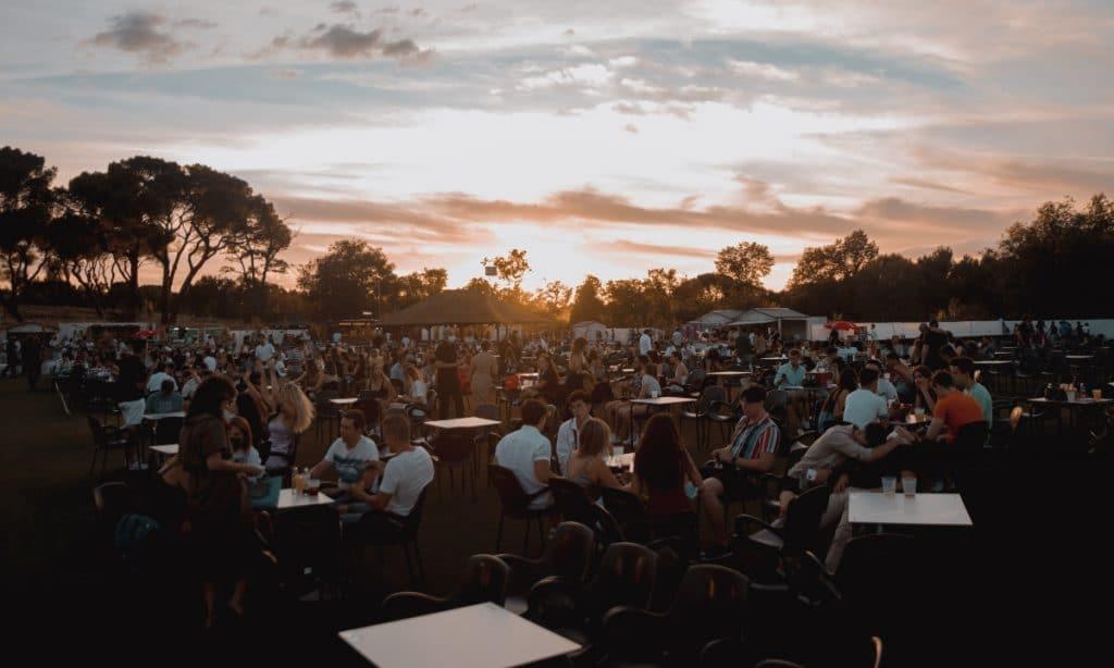 MadBeach: la mejor despedida del verano es entre paellas y música