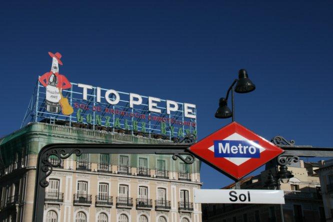 ¿Y si sale tu barrio? Anuncios rodados en Madrid