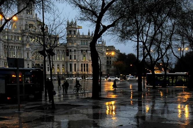 Planes para disfrutar los días de lluvia en Madrid