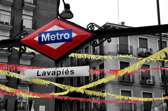 10 cosas que encontrarás por Lavapiés