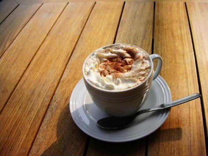 cappuccino madrid
