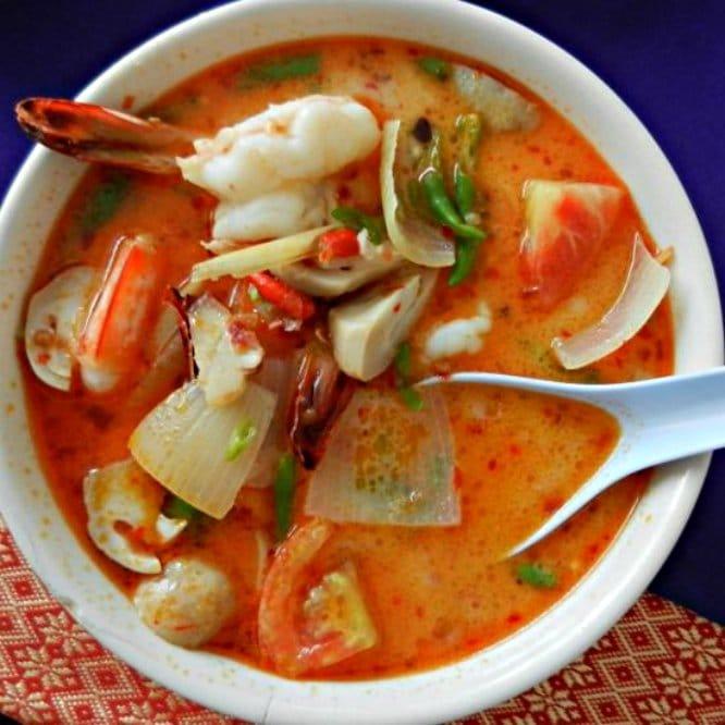 tailandeses madrid