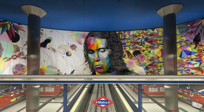 10 curiosidades del metro de Madrid que no conocías