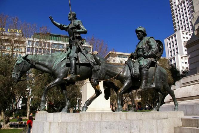 En este lugar de la meseta… personajes históricos de Madrid