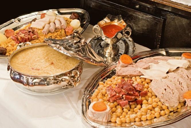 gastronomia madrileña
