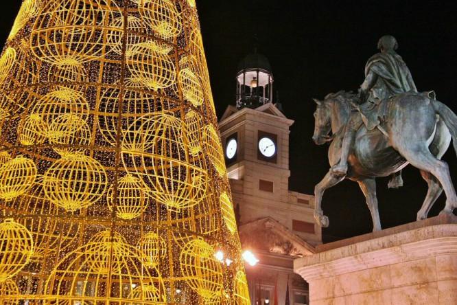 6 razones por las que amarás la Navidad en Madrid