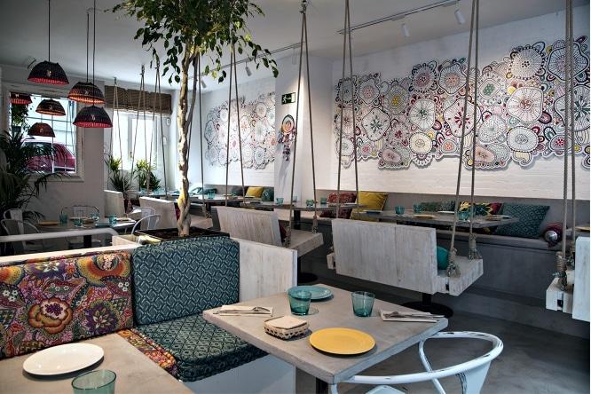En Madrid SÍ hay playa y se llama Boho bar