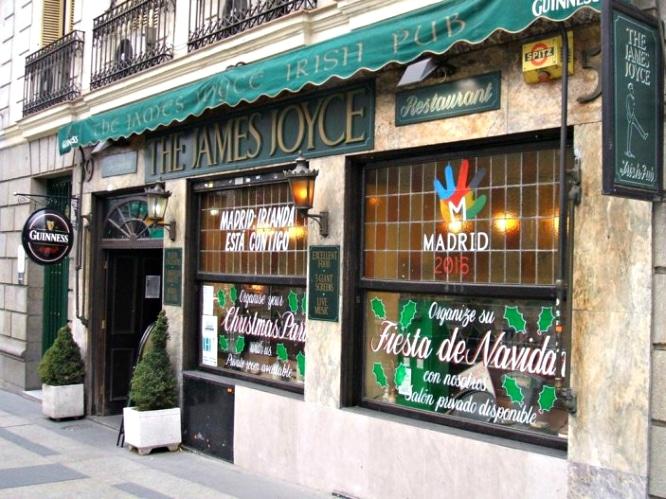 St Patrick en Madrid