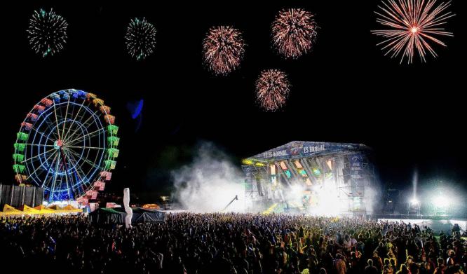 10 razones por las que no te puedes perder el  4every1 Festival