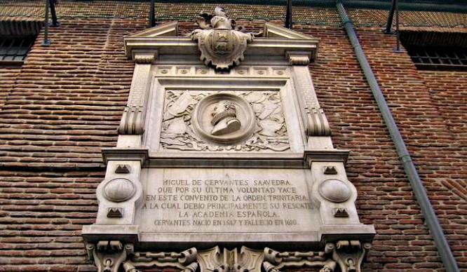 La tumba de Miguel Cervantes se podrá visitar hasta final de año