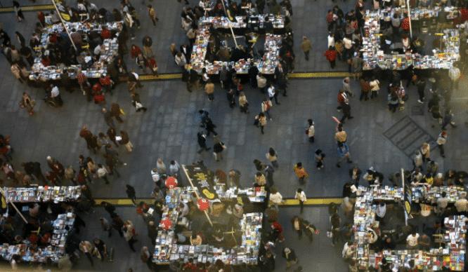 Día del Libro: la ciudad española que más libros lee es… ¡¡MADRID!!