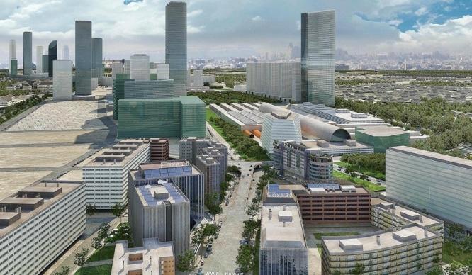 Operación Chamartín: el rascacielos más grande de Europa estará en Madrid