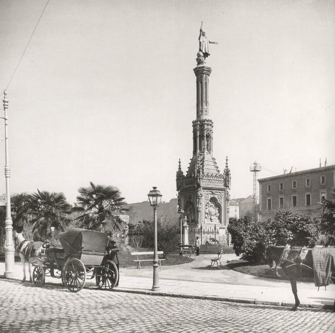 fotografias antiguas de madrid