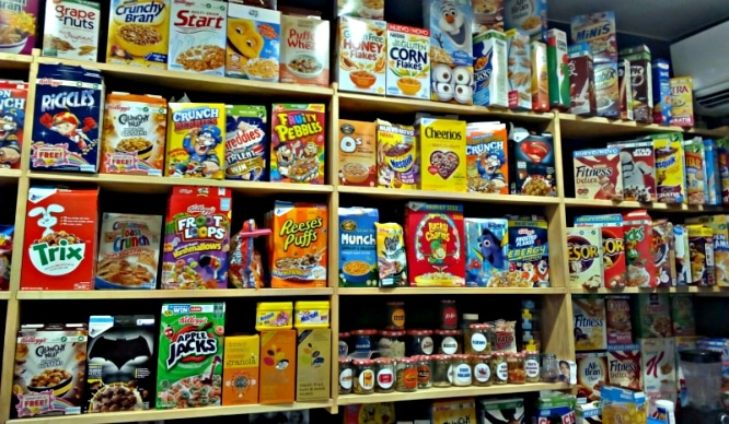 Cereal Hunters: el paraíso de los cereales está en Malasaña