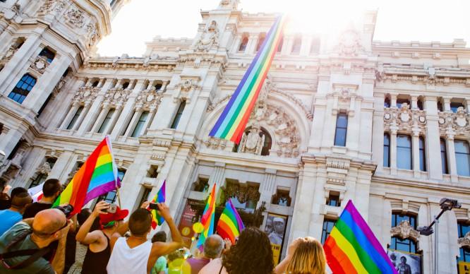 Hoy empiezan las Fiestas del Orgullo en Madrid y vienen cargadas de actividades