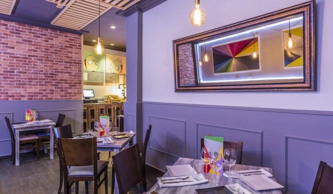 Restaurante Mitte: orgullo de sabor en Chueca