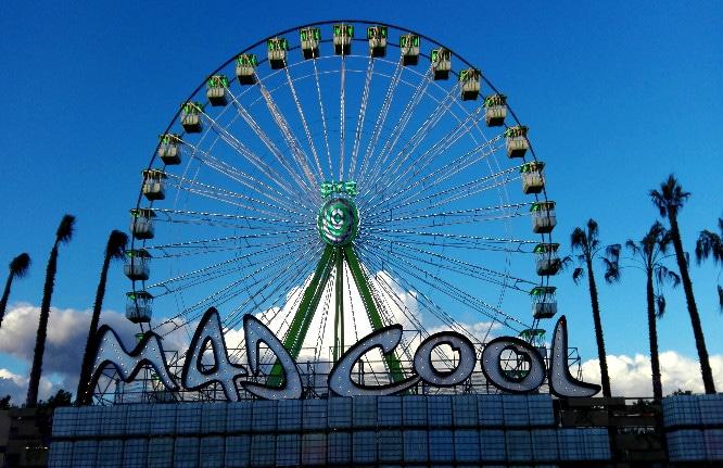Más de 34.000 personas inauguran el Mad Cool por todo lo alto