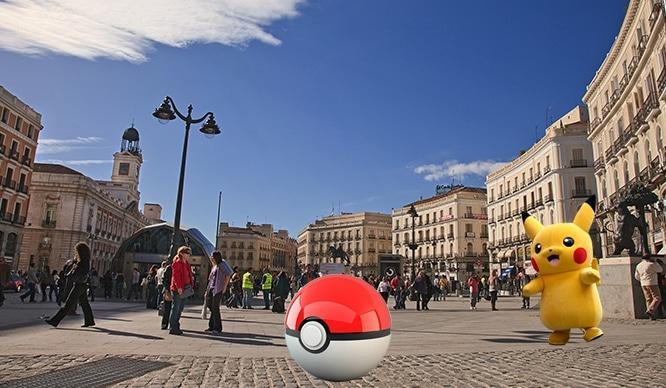 Pokémon GO, la gran quedada de entrenadores que Madrid esperaba