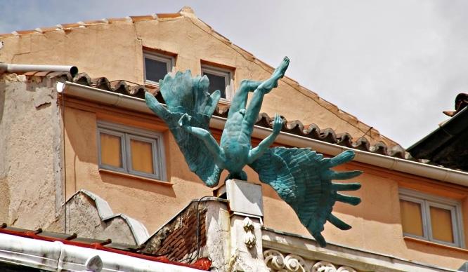 ¿Conoces la historia de los «Madrileños de bronce»?