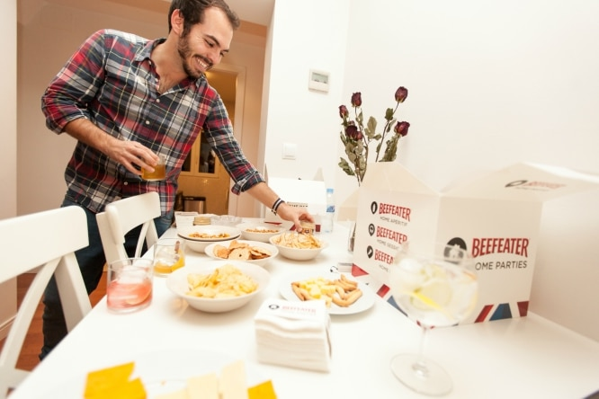 beefeater home parties