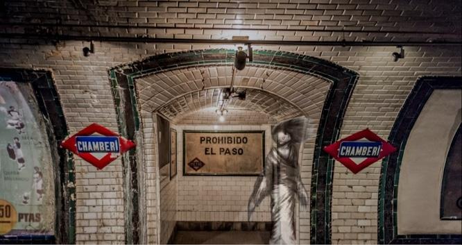 Catacumbas, fantasmas y asesinos con bisturí: la leyenda negra del Metro de Madrid