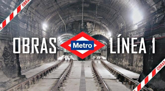 Alternativas y consejos para sobrevivir al cierre de la Línea 1 del metro