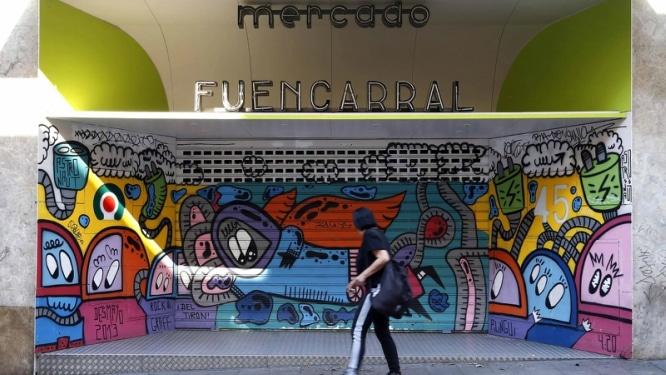 El Mercado de Fuencarral podría reabrir reconvertido en una tienda Inditex