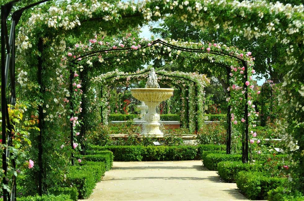 Visitas guiadas por los jardines de El Retiro