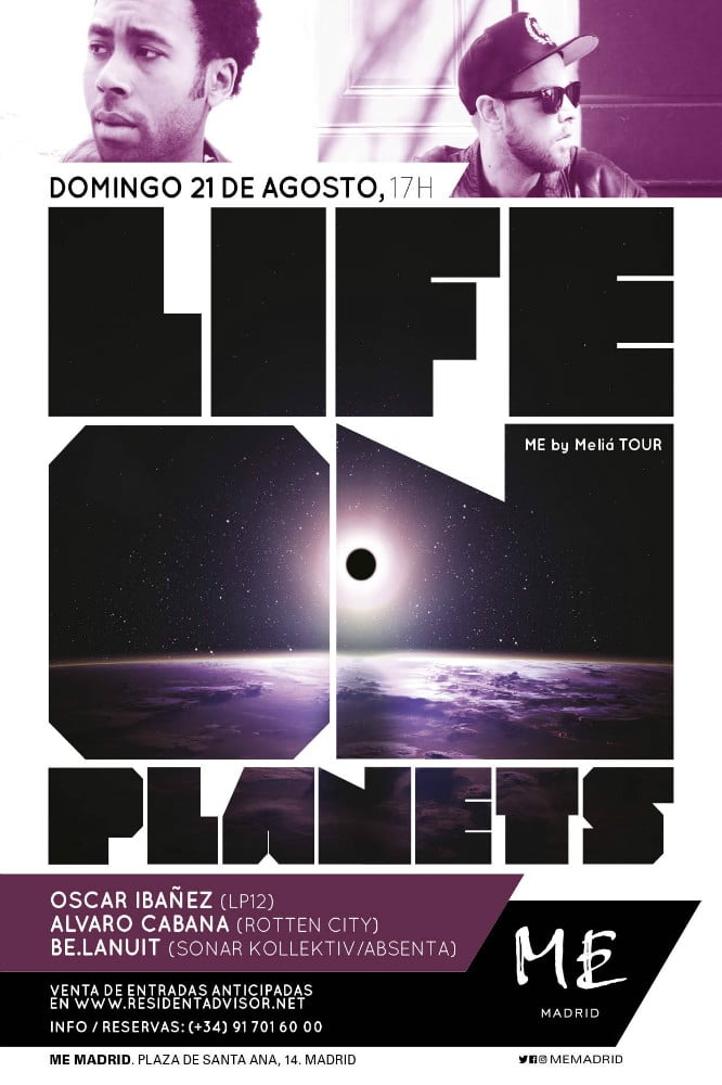 life on planets