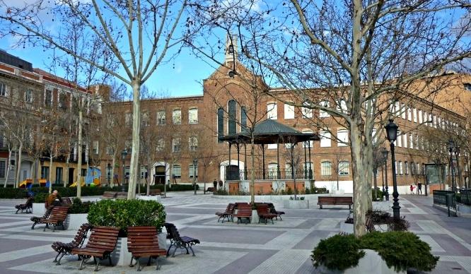 7 cosas que no sabías de la Plaza Chamberí