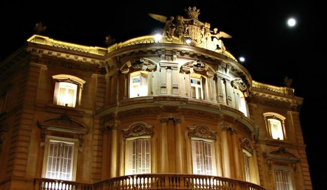 10 imágenes que te descubrirán el interior del Palacio de Linares