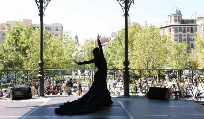 Las calles de Madrid se llenarán de danza en septiembre