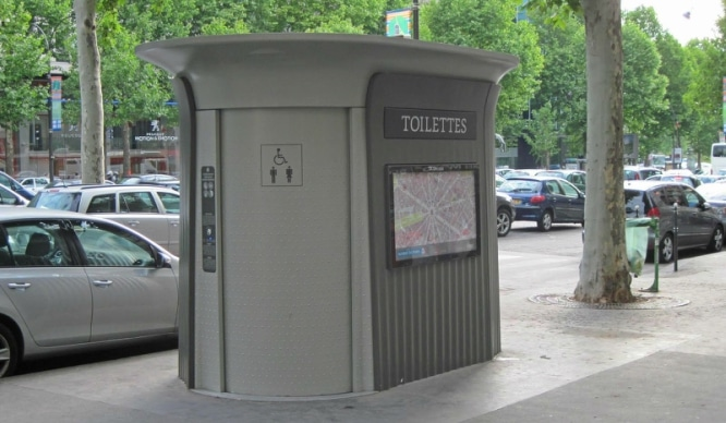 Madrid contará con 130 aseos públicos nuevos