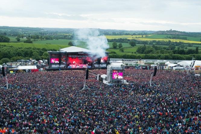 System of a Down, la primera gran confirmación del Download Festival Madrid 2017