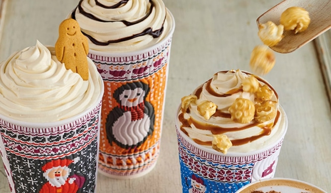 Costa Coffee: desde Londres a Madrid con amor