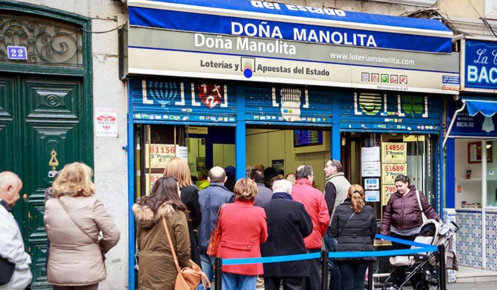 ¿Sabéis por qué Doña Manolita es tan famosa?