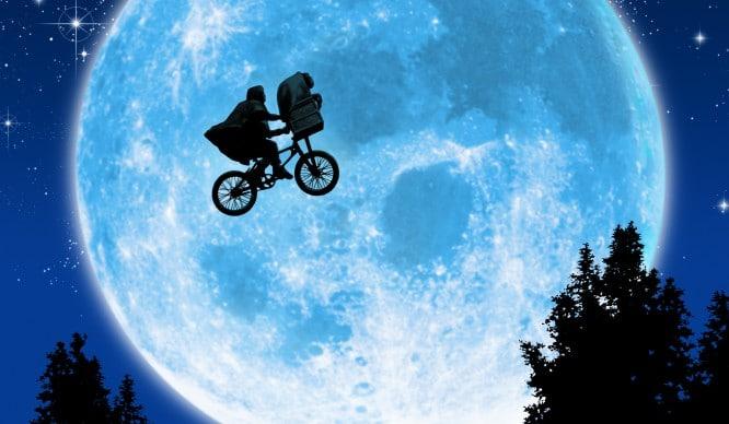 ¿Queréis disfrutar de la proyección más especial de 'E.T., el extraterrestre'?