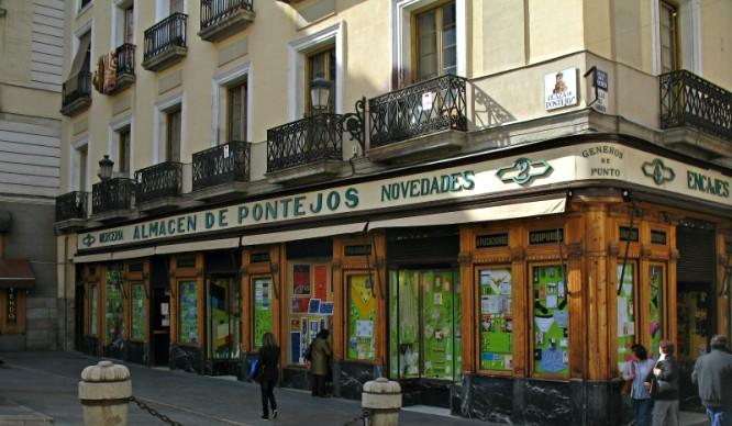 ¿Sabéis cuál es la mercería más famosa de Madrid?