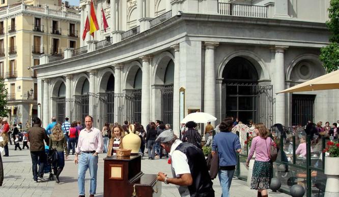 Planes para cuando quieres estar solo en Madrid