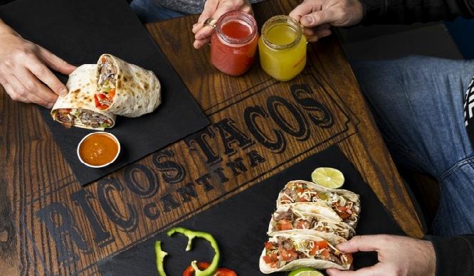 Ricos Tacos: ardientes y sabrosos mordiscos