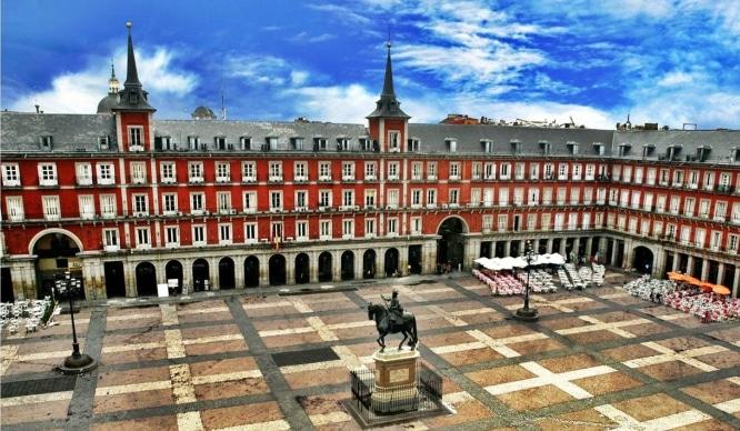 La Plaza Mayor proyectará el video mapping más grande de España por su IV centenario
