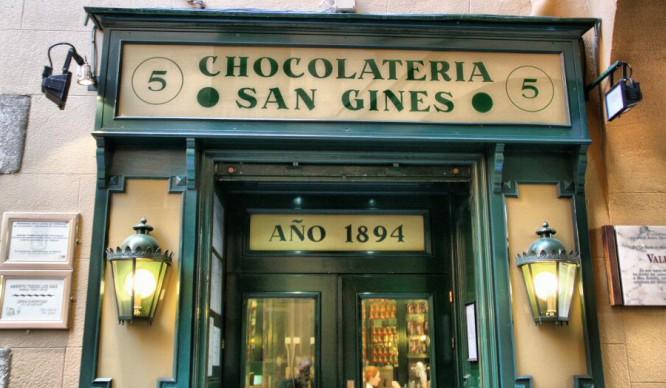 ¿Conocéis la historia de la Chocolatería más famosa de Madrid?