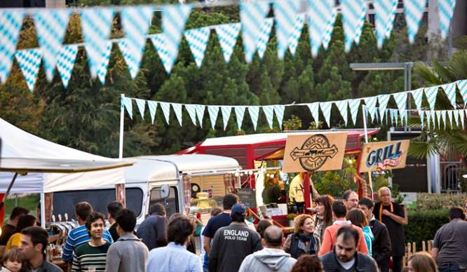 Abre en Madrid el primer mercado cubierto de Street Food