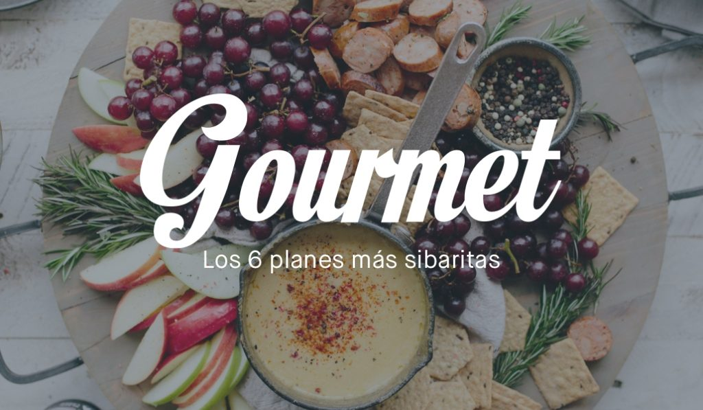 Los mejores planes foodies en Madrid