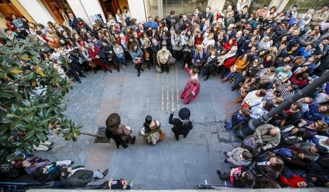 La Noche de los Teatros invadirá Madrid el próximo sábado con un montón de actividades