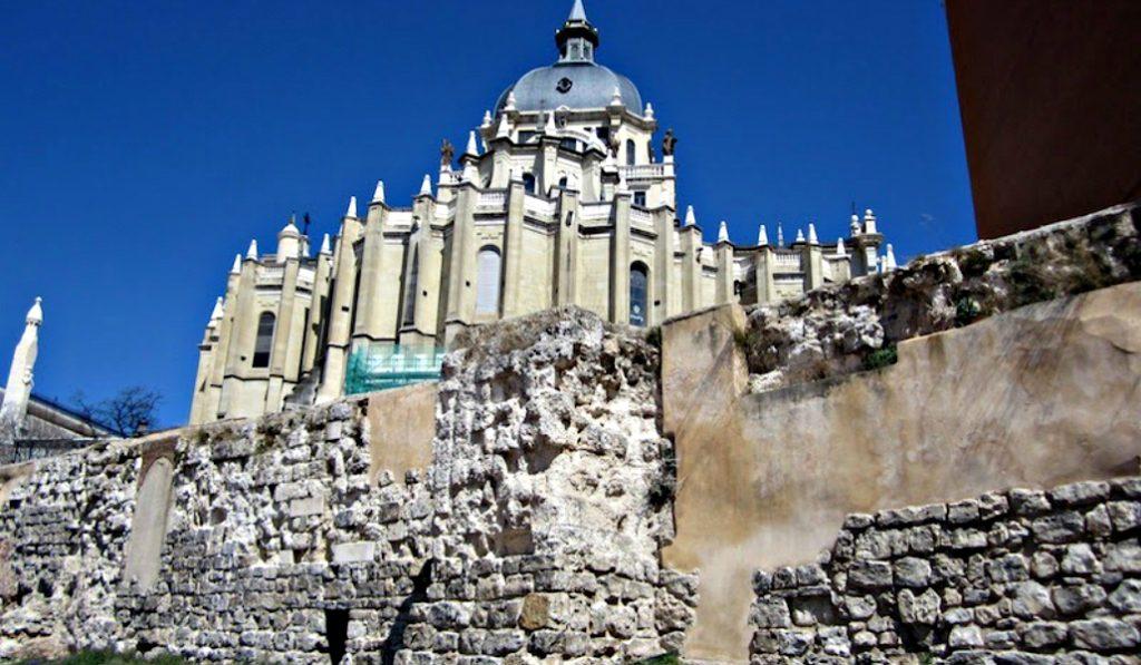 ¿Sabéis cuál es la construcción más antigua de Madrid?