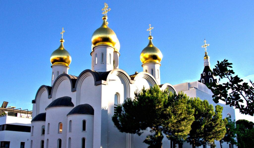 ¿Sabíais que Madrid tiene una Basílica ortodoxa?