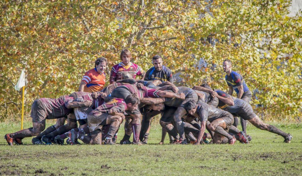 El primer club gay de rugby es madrileño y participará en el torneo de Europa más importante