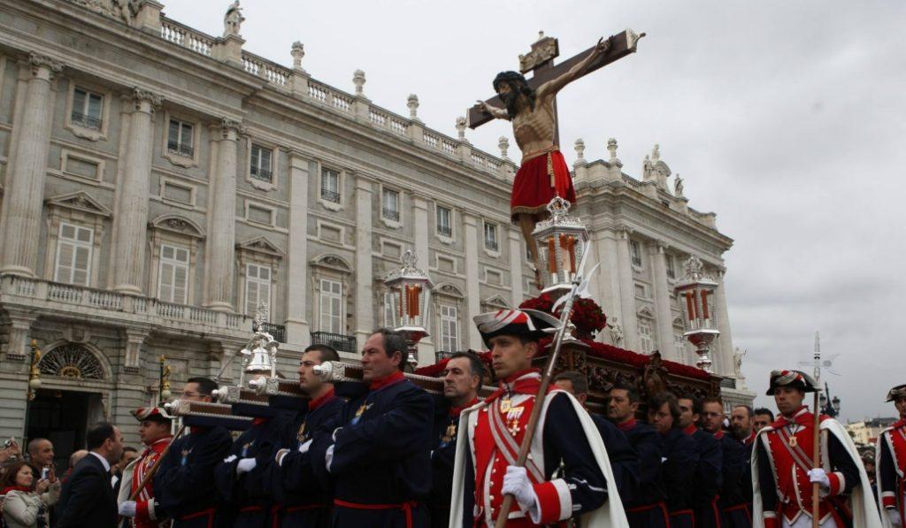 Semana Santa en Madrid: toda la información sobre las procesiones