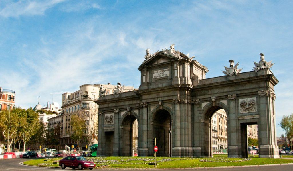 Los secretos mejor guardados de la Puerta de Alcalá